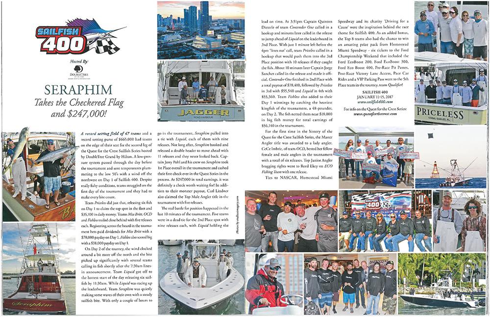 Final Sail Recap – September 2016