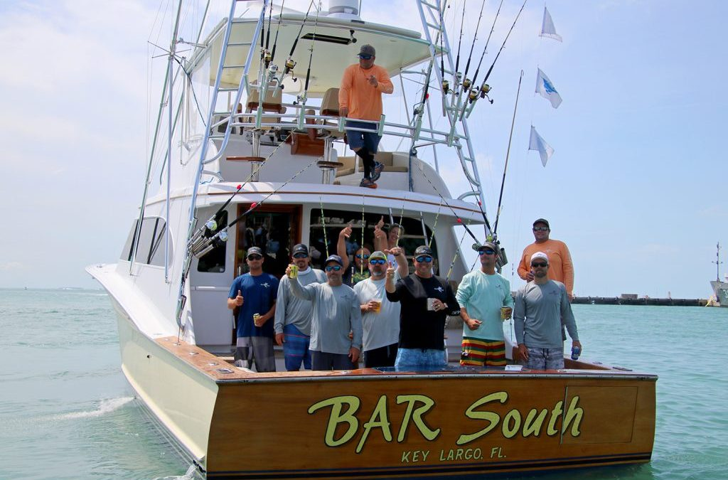 Bar South Wins 2018 Final Sail